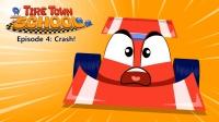 Little Fox小狐狸英语动画| 汽车学校4| 撞车| 日常英文口语
