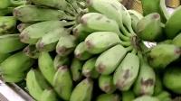 去了国外才知道, 新鲜的香蕉还能这样吃, 第一次见