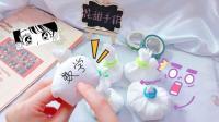 纸巾也能DIY解压玩具! 糖纸亮片搭配泡沫, 一把捏下去有多解压?