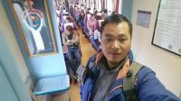 """旅行第925天: 这就是西藏的火车,  坐火车去拉萨""""办证""""(上)"""