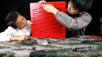 拆箱测评春娇救志明决策板, 要不要吃帝王蟹就让它决定