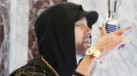 【猴姆独家】霸气帅爆!姆爷Eminem登上纽约帝国大厦全球首演Venom!
