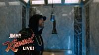 姆爷Eminem登上帝国大厦首演《毒液》主题曲《Venom》