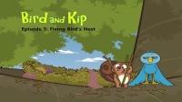 Little Fox小狐狸英语动画| 小鸟和吉普5| 修理小鸟的巢|经典英文名著