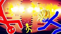【XY小源&Z小驴&小七】Stick Fight 超级火柴人大乱斗 3个手柄的结果