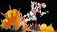 《奥特曼》玩具展示钢铁奥特曼! 自制炫酷震撼动画