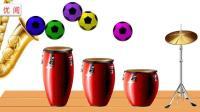 足球运动音乐秀儿童玩具快乐足球演奏美妙音乐儿童英语少儿英语abc
