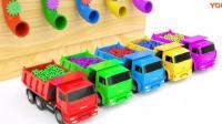 玩具总动员: 托马斯火车运输彩色颜料和许多小动物