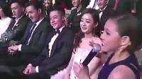 赵丽颖拍吻戏最有感觉男明星不是冯绍峰, 霍建华胡歌反应表情亮了