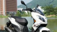 无痕测车第45期: 钱江都市风125测评