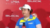 现场:LPGA锦标赛拉开战幕 冯珊珊直言压力大