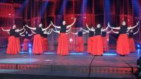 紫竹院广场舞——走上星光大道, 重阳节开场节目录制记实(一)