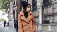 其其服饰秋冬女装超值长款棉服实拍组合视频