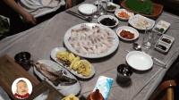 宁可吃韩国鱼生也不吃北京烤鸭, 因为同样去骨前者得到的肉多!