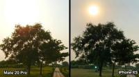 华为Mate 20 Pro与iPhone XS相机测试
