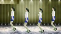 经典回味! 广场舞16步《心雨》好听好看更好学!