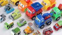 巴士汽车玩具 汽车总动员3 儿童亲子乐园