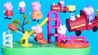 好玩的游乐园火车儿童玩具