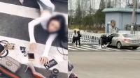 """斑马线停车拍摄""""炫富摔""""吸粉 抖音女主播被罚"""