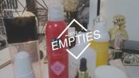 Empties一大波空瓶(超多爱用,好多粉底)