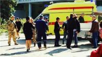 嫌犯疑似学生! 克里米亚学校爆炸和枪击致19死