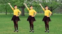 玫香广场舞原创32步《爱你的苦》附教学