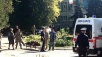 克里米亚校园爆炸案已致20人遇难