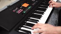 KORG最新的EK-50编曲键盘第一时间上手即兴(1)