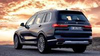 旗舰七座SUV驾到 2019全新宝马BMW X7亮相发布