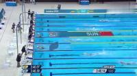 最后冲刺太可怕! 男子游泳奥运第一枚金牌, 看孙杨如何逆转朴泰桓