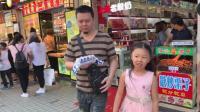 """上海城隍庙, 终于买到了之前网购的""""超大大白兔奶糖"""", 依然很坑"""
