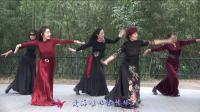紫竹院广场舞——西海情歌, 动人的音乐, 优美的舞姿, 千古绝恋千古情!