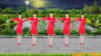 河北青青广场舞《九月九的酒》新16步, 动感优美, 好听好看