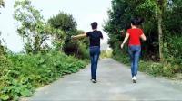 母子俩花3分钟学的鬼步舞, 只有10步初学者都能跳