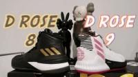 【ENZO】最惊喜与最失望——罗斯8 罗斯9 联合实战测评adidas d rose 8 & d rose 9
