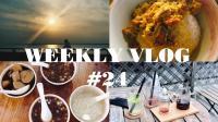 WEEKLY VLOG 24 | 看《找到你》感触忒大 ❤️两个快手菜 ❤️苏州周末吃喝❤️拆快递