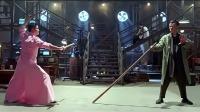 功守道:马师父长棍大战高手京,棍棒相交夺命绝杀,不愧是高手!