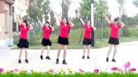建群村广场舞曳步舞《一起走天涯》编舞花语2018年最新广场舞带歌词