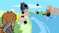 王者荣耀搞笑小动画: 为何一颗球能让哪吒与河神激情互扔
