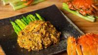 美食台 | 老师傅这样吃螃蟹, 顶级鲜美!