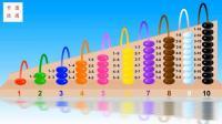 儿童玩具学数字益智玩具算盘玩具儿童英语少儿英语