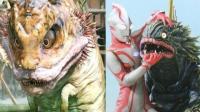 中国传说怪兽与奥特曼中的怪兽相似度100%, 难道是失散多年的兄弟?