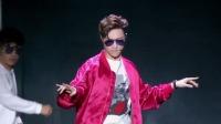 张艺兴实力唱跳《Boss》酷到没朋友,盛典气氛全场最嗨,台下女粉丝尖叫不停!