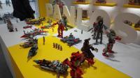 坏雪的玩具展VLOG第一天: 突然发现有奥特曼的积木, 你想要吗?