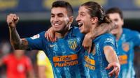 西甲-费利佩建功加斯帕尔破门 比利亚雷亚尔1-1马德里竞技