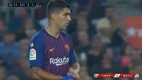 西甲-梅西传射后伤退苏神库鸟破门 巴塞罗那4-2塞维利亚