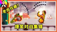 ★CATS★老肉珍藏爆笑对战集锦! 10威名24段位达成! ★喵星大作战