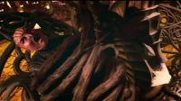 会打人的怪树, 机械蝎子, 和会飞的金鱼船, 看的眼花缭乱