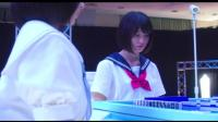《麻将少女》真人版! 日本人打个麻将都要装哔, 小姑娘裙子都要飞起来了