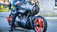 世界上最拉风的3辆摩托车, 回头率爆表, 很多人没见过!